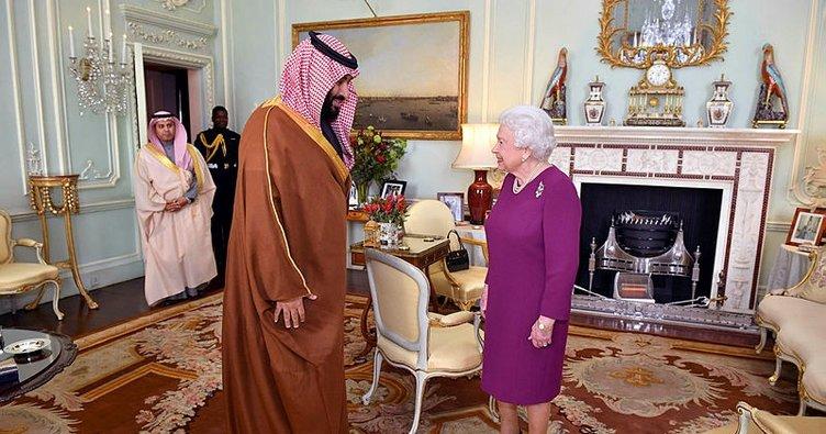 """""""İngiltereruhunu Suudilere sattı, yazıklar olsun"""""""