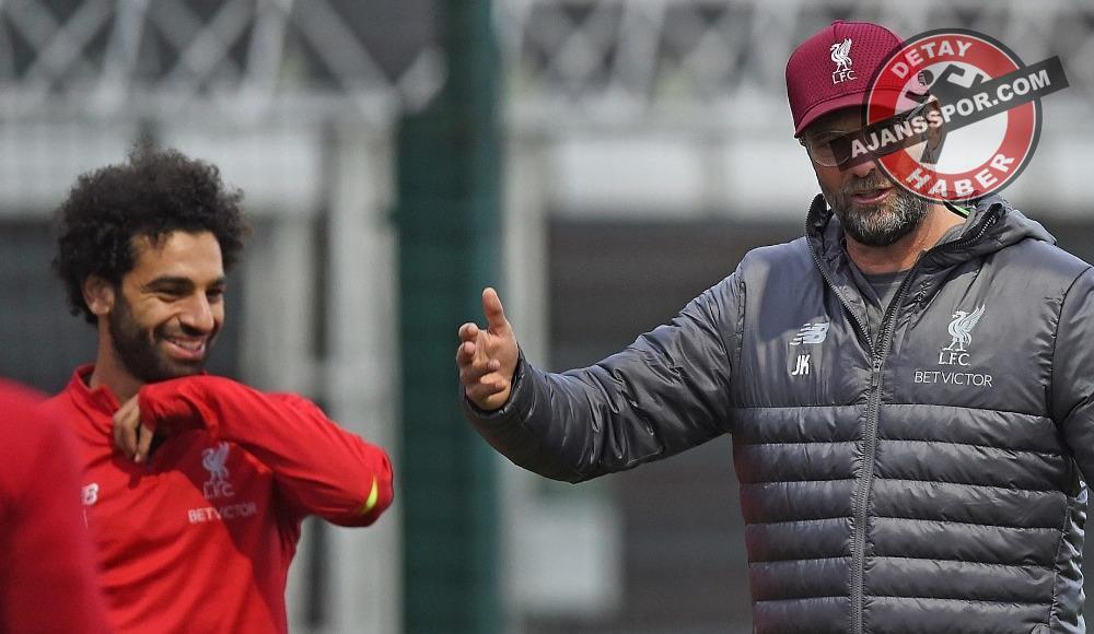 Jürgen Klopp: Salah'ın rahat olması gerek