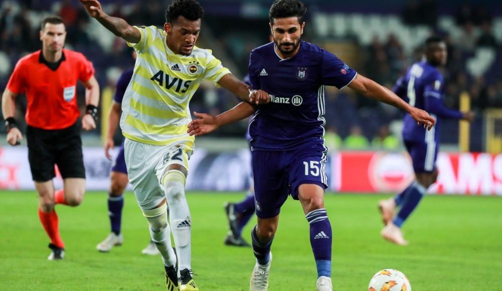 Fenerbahçe geriden geldi, 1 puanı kaptı