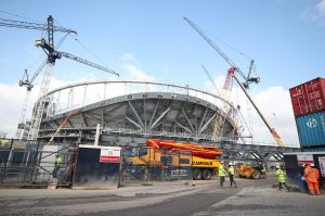 Tottenham Hotspur'un yeni stadından 8 özellik!