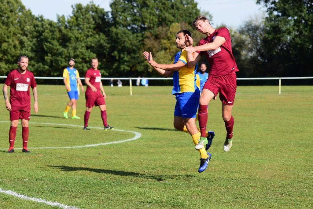 Bush Hill Rangers Aurbury Cup'ta elendi