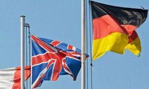 İngiltere ve Almanya arasında askeri işbirliği anlaşması