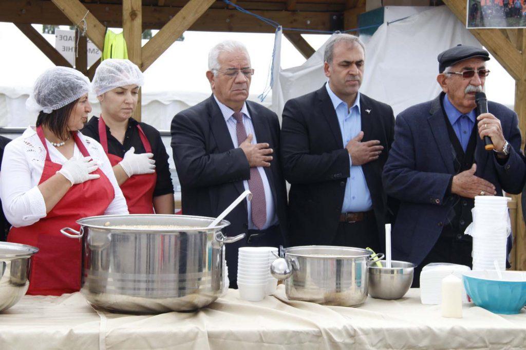 British Alevi Federation shares aşure