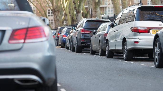 Parking fines gives London council's £1m a day profit
