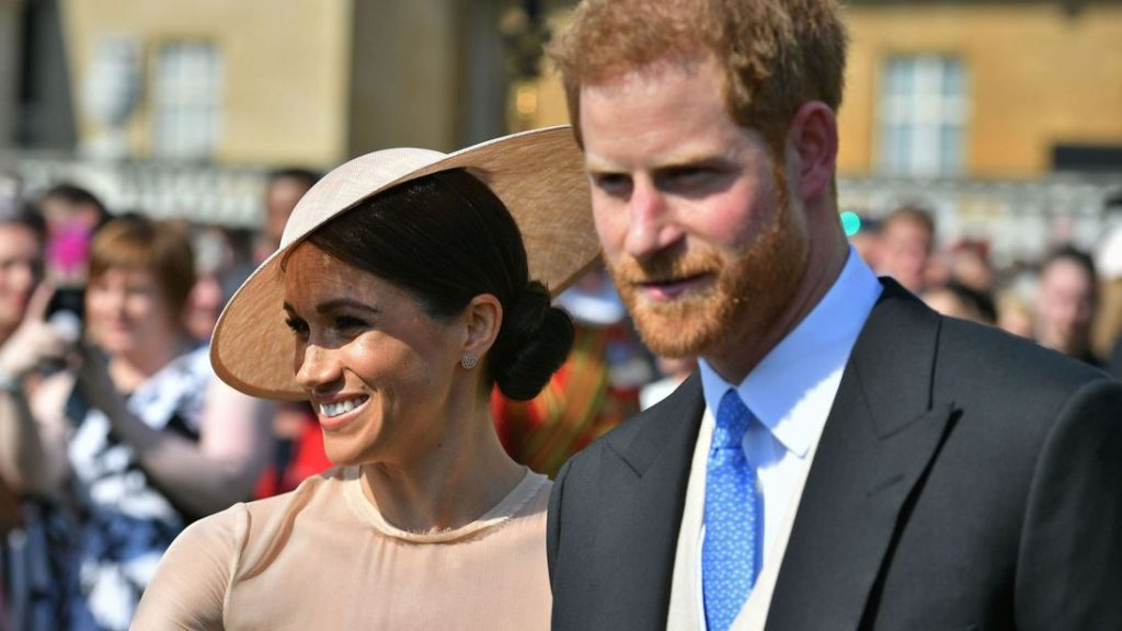 Harry and Meghan make first Sussex visit