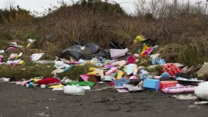 Enfield and Haringey high-ranking for fly-tipping