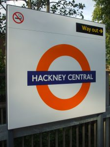 Man stabbed on train at Hackney Central