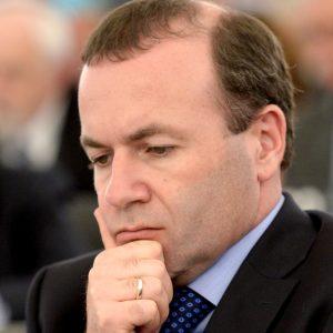 Weber: Türkiye hiçbir zaman AB'ye üye olamaz