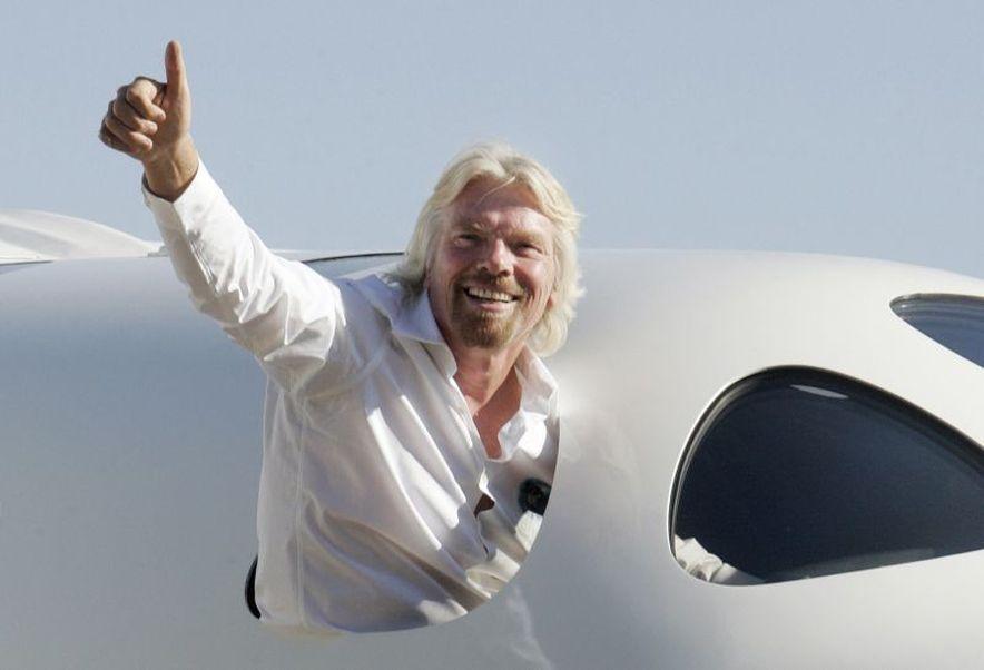 Richard Branson, Suudi Arabistan'la uzay projesini askıya aldı
