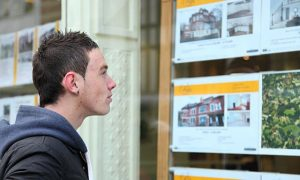40% of young adults cannot afford to buy home