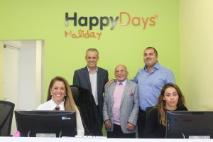 Book now and pay later with Happy Days!