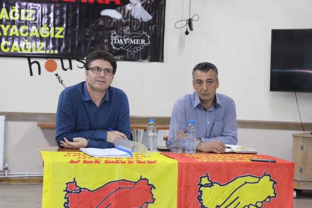"Day-Mer: ""We will not forget the Ankara massacre"""
