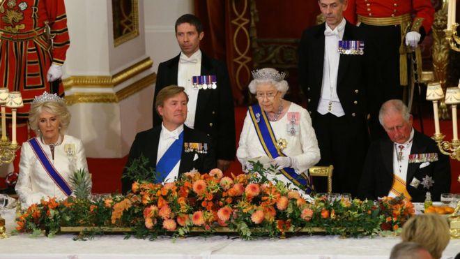 Kraliçe, ilk kez Brexit ile ilgili konuştu