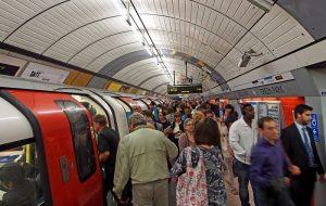 İngiltere demiryollarında taciz oranı arttı