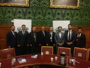 UID UK organised panel on Middle East and Turkey's role