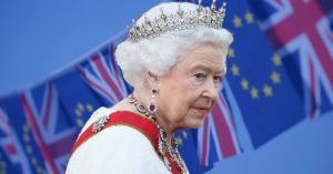 Queen announced new partnership with Europe after Brexit