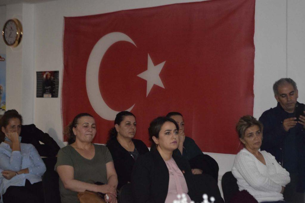 CHP UK commemorated Ankara victims