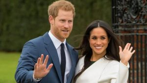 Meghan and Harry expecting a royal baby