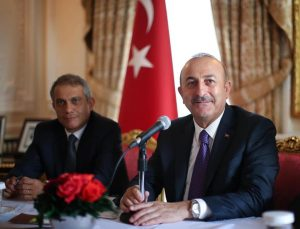 "Mevlüt Çavuşoğlu: ""We will follow closely the rights of the Turkish community"""
