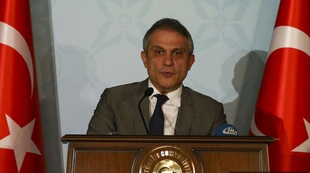 Ambassador Ümit Yalçın shares a message to the public