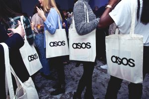 Asos posted a £500m rise in revenue to £2.4bn
