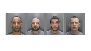 Hırsızlık ve adam yaralamadan, 4 kişiye 10'ar yıl hapis