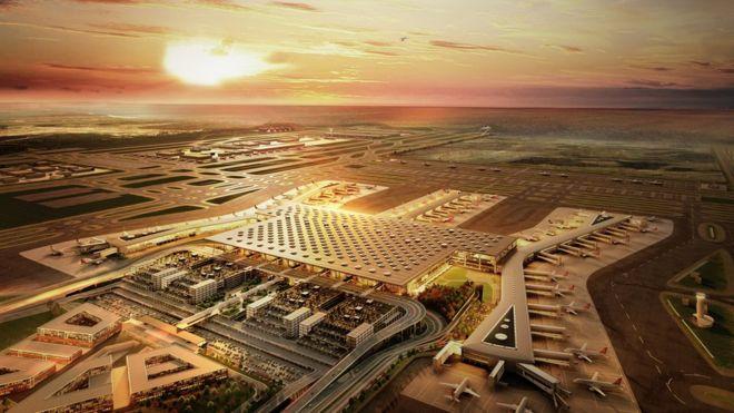 İngiliz bakan Duncan, İstanbul Yeni Havalimanı'nın açılışına katılacak