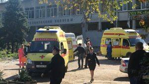 Kırım'da teknik okulda saldırı: 17 kişi öldü, 50 kişi yaralandı