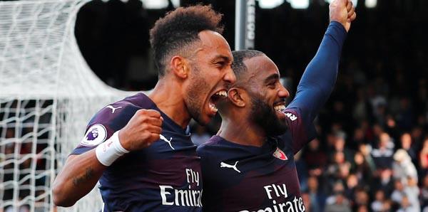 Arsenal'e Fulham hafif geldi: 5-1