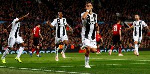 United, Juventus'a Old Trafford'da boyun eğdi