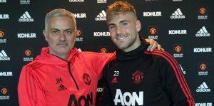 Manchester United, Shaw'un sözleşmesini uzattı