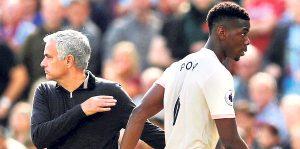 Jose Mourinho, kovulmanın eşiğine geldi