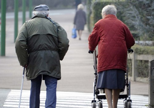 Life expectancy has stop improving for the first time in 30 years