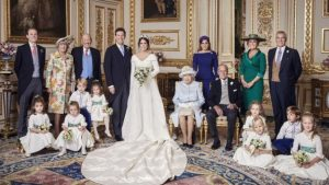 Princess Eugenie and Jack Brooksbank official pictures released