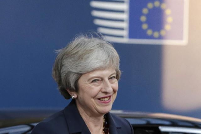 Theresa May Brexit'te ısrarlı