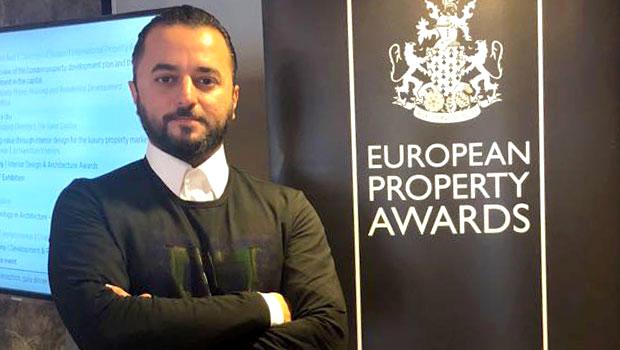 Türk mimara İngiltere'den tasarım ödülü
