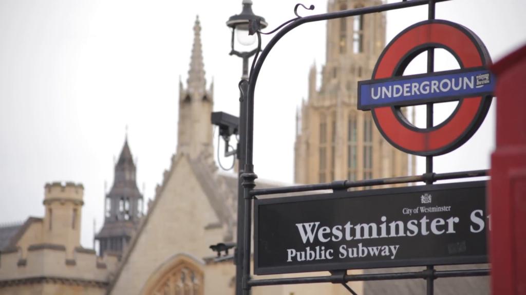 Londra'nın en stresli bölgesi 'Westminster'