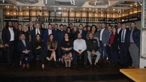 Britanyalı Kıbrıslı Türk Profesyoneller Grubu Londra'da buluştu