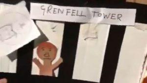 Grenfell Tower yangınıyla dalga geçtiler!