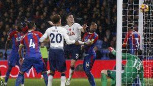 Tottenham, tek golle üç puan aldı