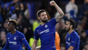 Chelsea'dan PAOK'a fark: 4-0