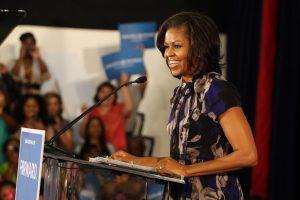 Michelle Obama'nın konuşmasının biletleri 30 dakikada tükendi