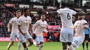 United, 90+2'de kazandı