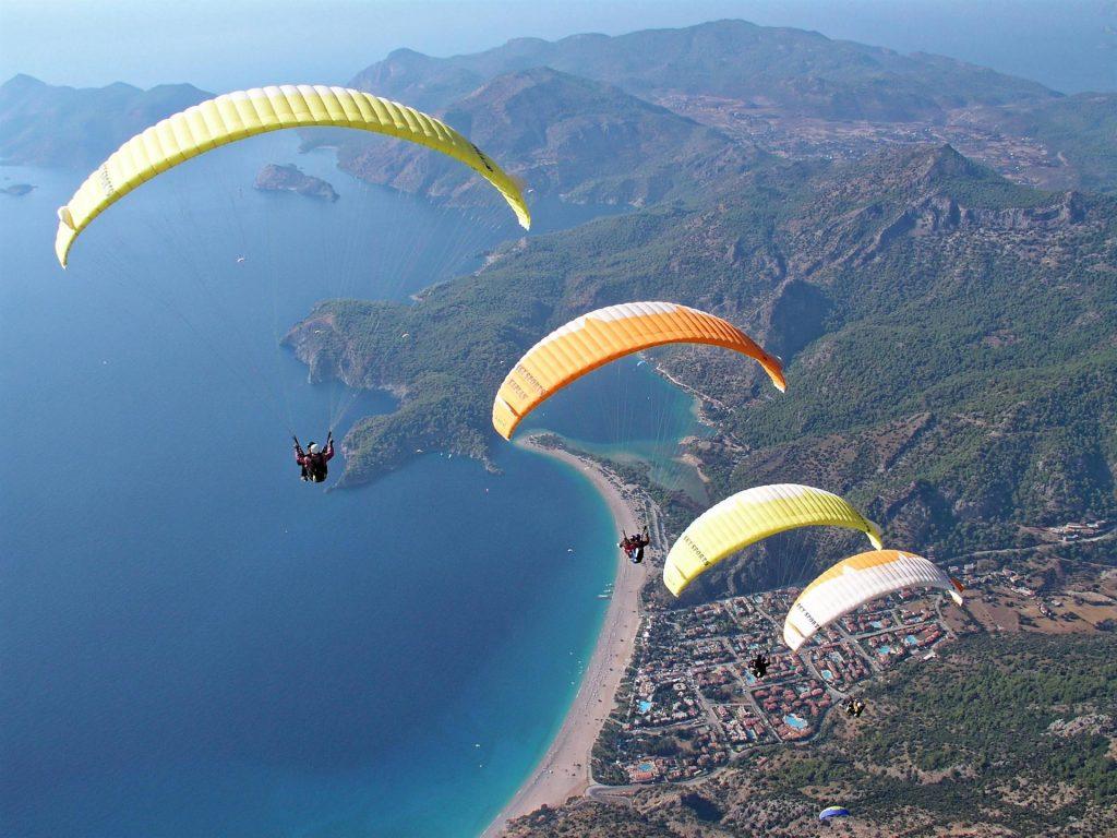 Prestijli gezi dergisi Türkiye sahillerini öne çıkardı
