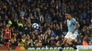 Manchester City gol oldu, yağdı