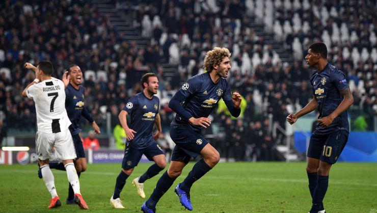 United, Juventus'u evinde yıktı