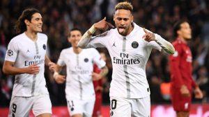 Liverpool, Paris'te kaybetti