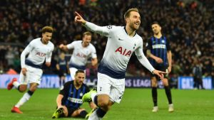 Tottenham, İnter'i devirdi: 1-0