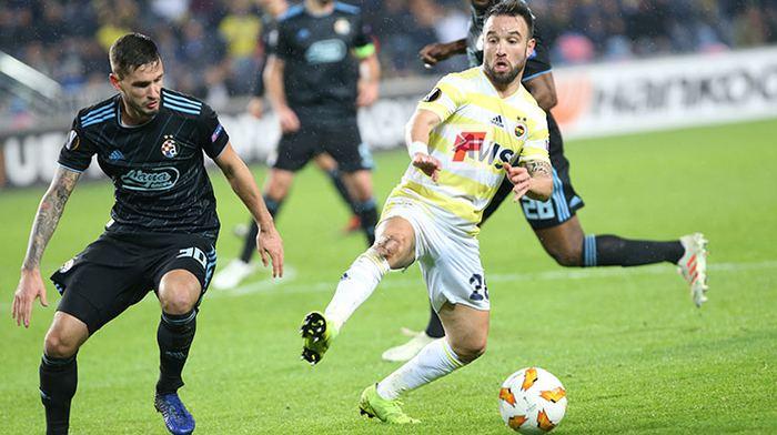 Fenerbahçe, D. Zagreb'i geçemedi, turu geçti: 0-0