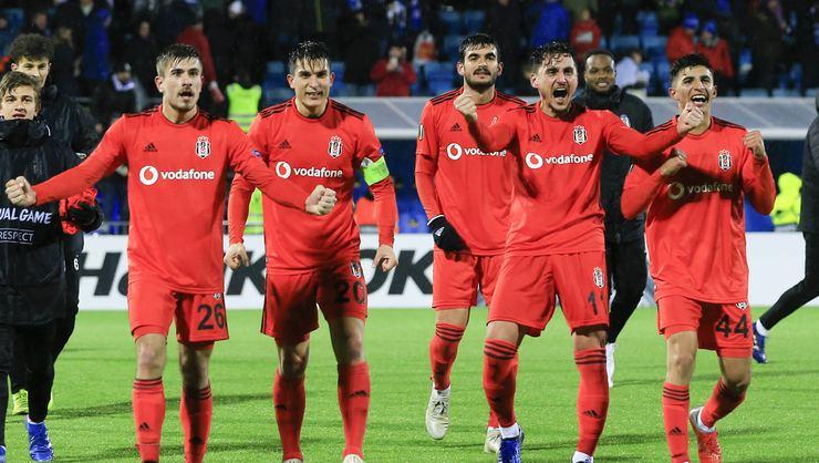 Beşiktaş, 2.tura çok yakın